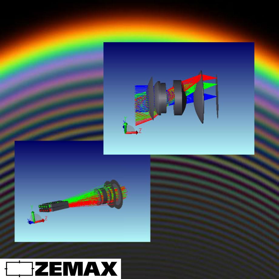 Zemax models